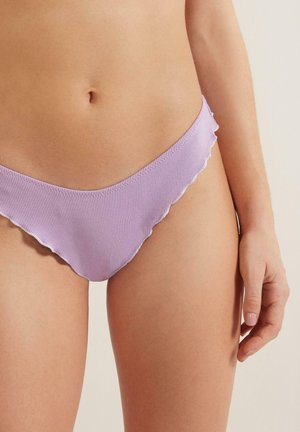 Briefs - lilac/bianco