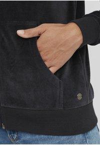 Oxmo - Zip-up hoodie - insignia b - 4