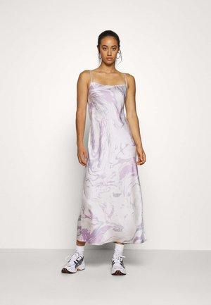 KACIE DRESS - Day dress - white/lilac