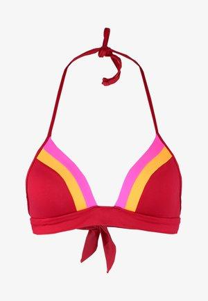 UTOPIA PADDED - Bikini top - multi