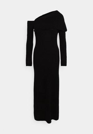 LYDIA DRESS - Jumper dress - black