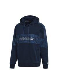 adidas Originals - BX-2O HOODIE - Hoodie - blue - 9