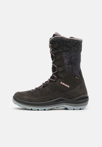 Lowa - BARINA III GTX  - Winter boots - anthrazit/rose - 0