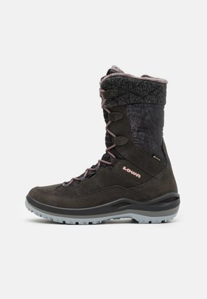 BARINA III GTX  - Winter boots - anthrazit/rose