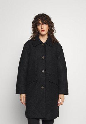SAMOILLA COAT - Klasický kabát - black