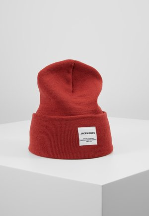 JACLONG BEANIE - Berretto - brick red