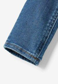 Name it - Straight leg jeans - medium blue denim - 2