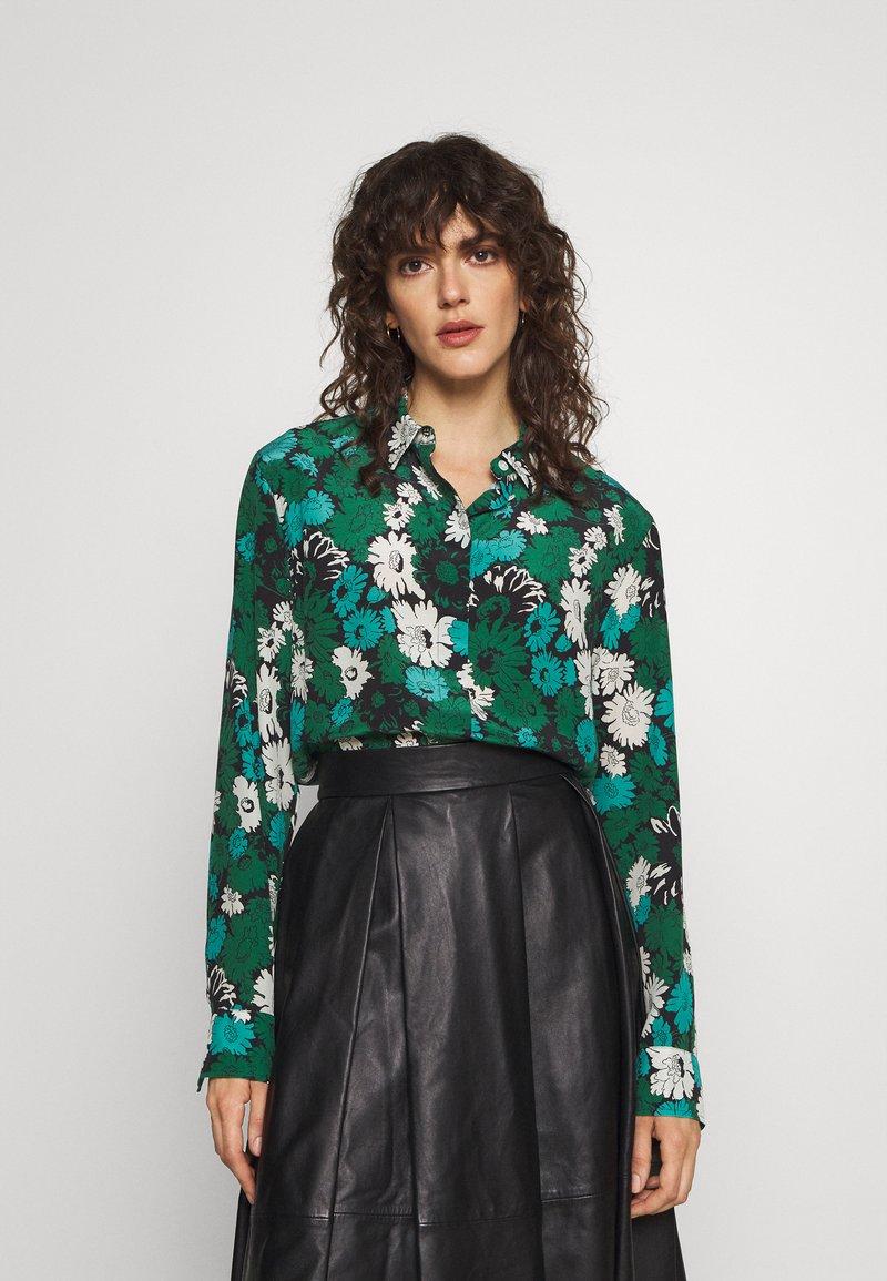 Paul Smith - SHIRT - Button-down blouse - black