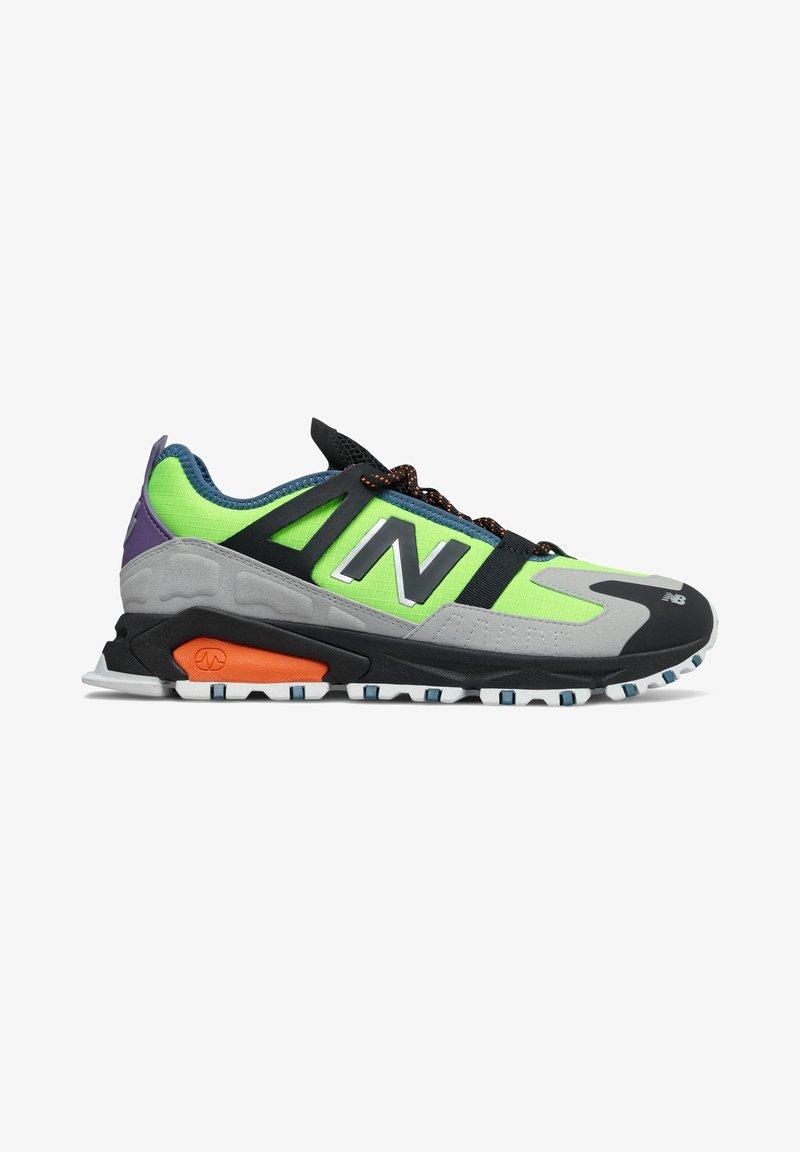 New Balance - Trainers - energy lime/team orange
