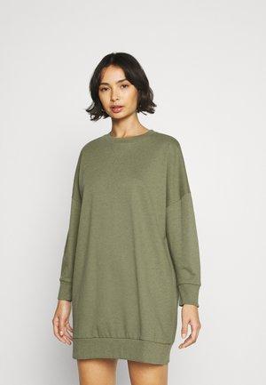 PCNALLY DRESS - Day dress - khaki