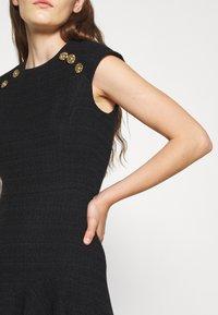 sandro - Day dress - noir - 4