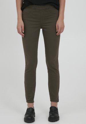 Jean slim - green