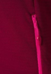 Dynafit - SPEED THERMAL HOODED - Training jacket - flamingo - 2