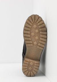 Felmini - CASTER - Lace-up ankle boots - morat black - 6