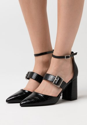 BREEZY - High heels - black
