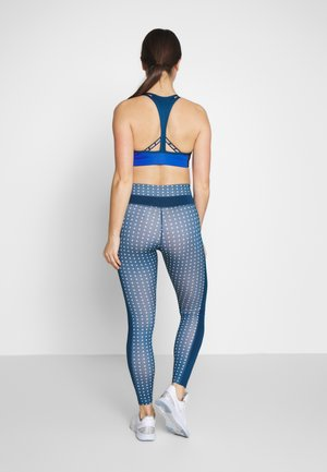 ONE - Leggings - valerian blue/black