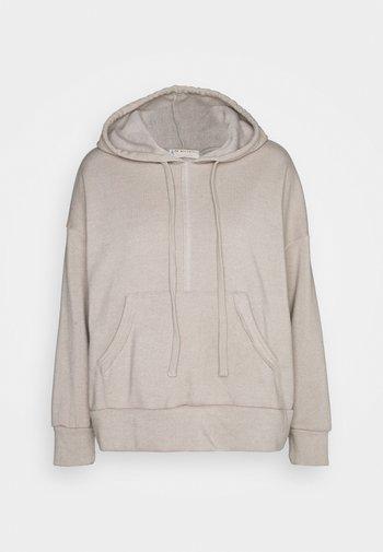 WORK IT OUT HOODIE - Sweatshirt - grey