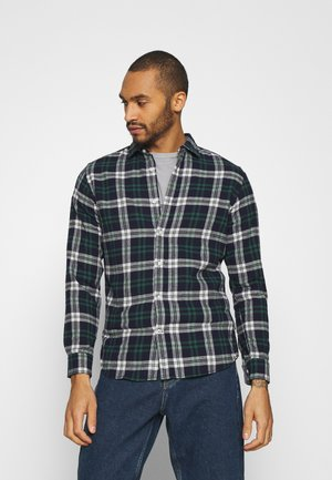 JJEWILL CHECK SHIRT  - Skjorta - olive night