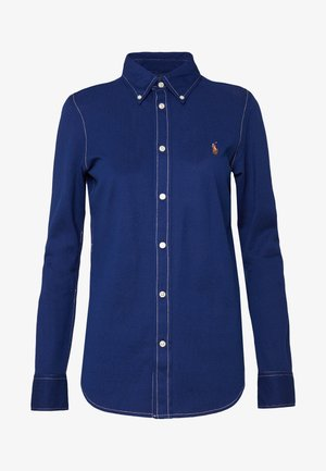 HEIDI LONG SLEEVE - Camisa - holiday navy