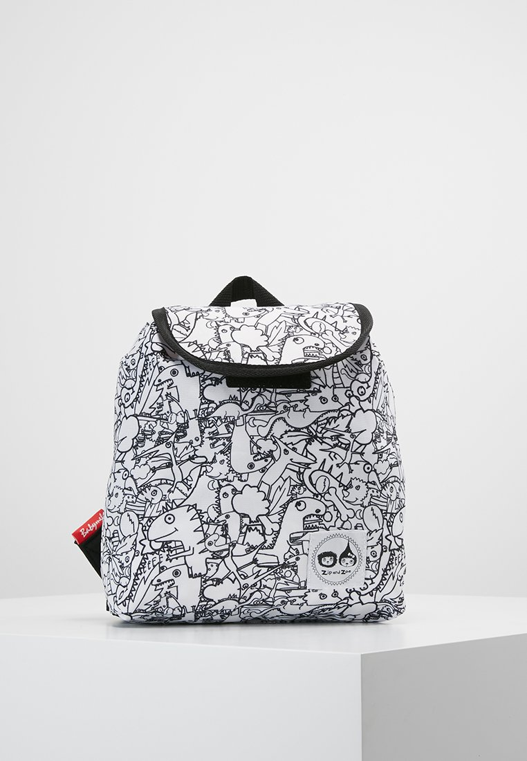 Zip and Zoe - COLOUR & WASH BACKPACK - Reppu - multi