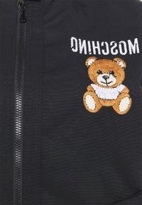 MOSCHINO - JACKET - Summer jacket - fantasy print black - 2