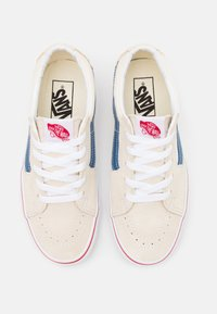 Vans - SK8 - Trainers - classic white/navy - 3