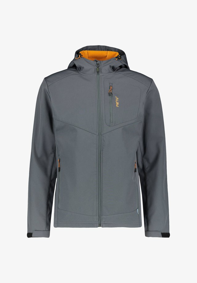 BREST - Soft shell jacket - dunkelgrau