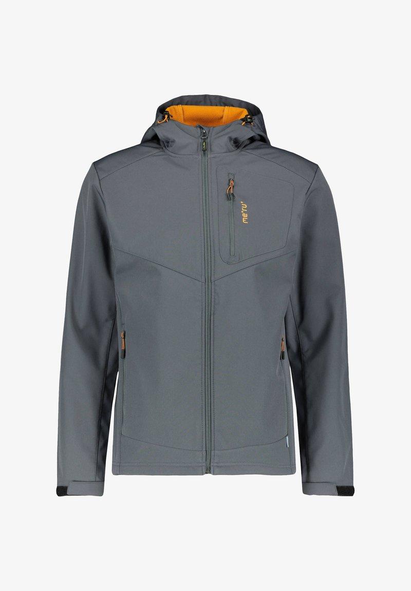 Meru - BREST - Soft shell jacket - dunkelgrau