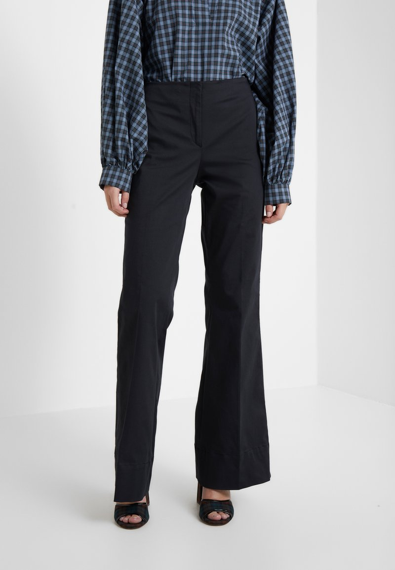 By Malene Birger - ERIKA - Trousers - black