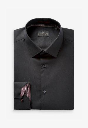 SIGNATURE - Camicia elegante - black