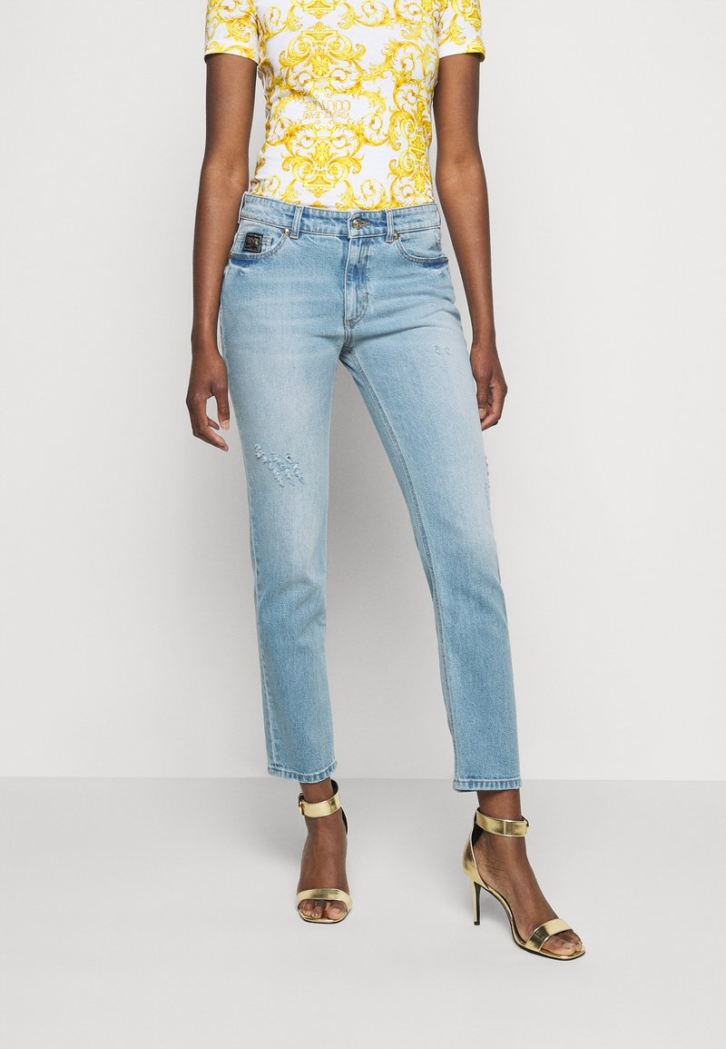 Versace Jeans Couture - JEANS - Jeans Skinny Fit - indigo