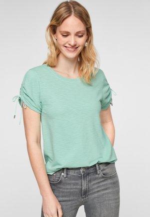 Basic T-shirt - ocean green