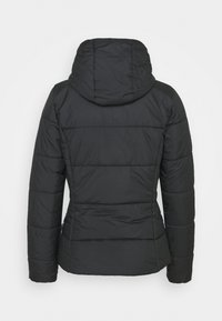adidas Originals - SLIM JACKET - Lett jakke - black - 1