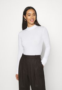 Monki - INGRID  - Strickpullover - white - 0
