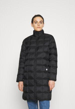 GEROMA - Down coat - black