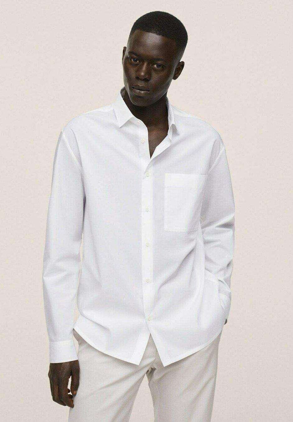 Uomo RELAXED FIT - Camicia elegante