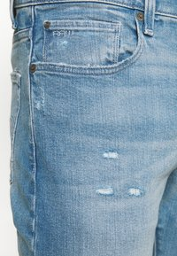 G-Star - 3301 SLIM - Slim fit jeans - azure stretch denim - 3