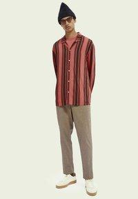 Scotch & Soda - PRINTED HAWAIIN - Shirt - combo b - 1