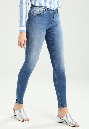 ONLSHAPE - Jeansy Skinny Fit - light blue denim