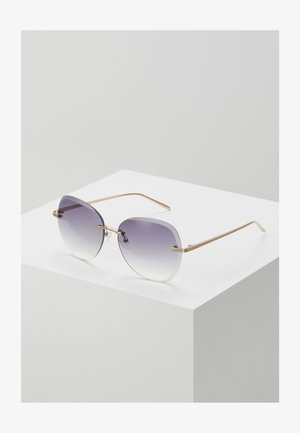 SUNGLASSES DOLLY - Sunglasses - gold-coloured