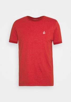 KURZARM - T-shirt basic - orange