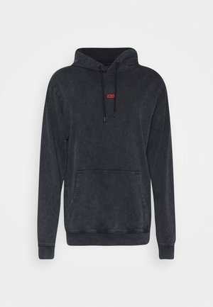 FUTURES - Hoodie - washed black