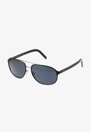 Sunglasses - black on gunmetal