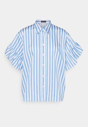 AINA - Skjorte - leo blau