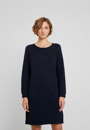 Vestido de punto - midnight blue
