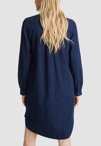 Esprit - Shirt dress - blue dark wash - 6