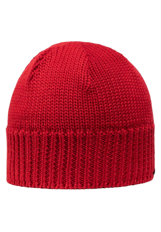 Giesswein Gösleswand - Mütze Flammenrot/rot
