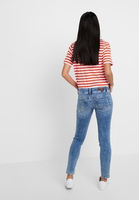LTB - MOLLY - Slim fit jeans - etu wash - 2
