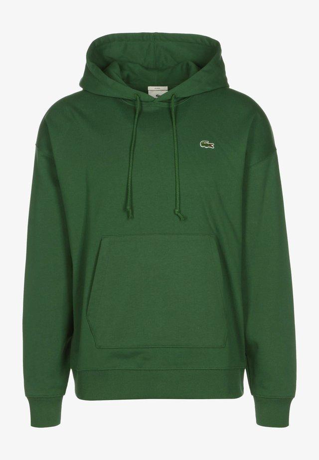 Jersey con capucha - vert