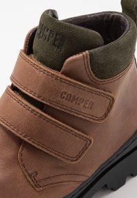 Camper - BRUTUS KIDS - Botines - medium brown - 2